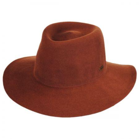 Kangol Barclay Wool Felt Trilby Fedora Hat c128c29a6dc