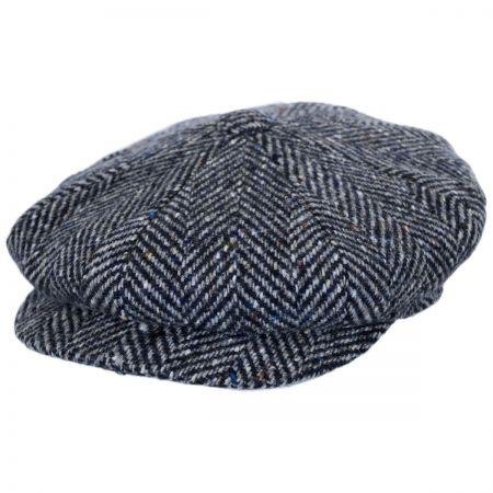 e06064b6eb7 Navy Newsboy Hat at Village Hat Shop