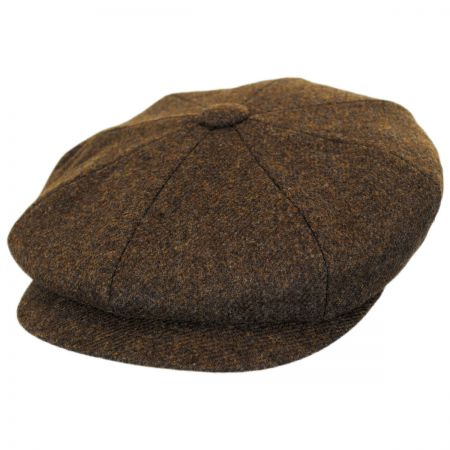 Brown Newsboy at Village Hat Shop b08f1552f91