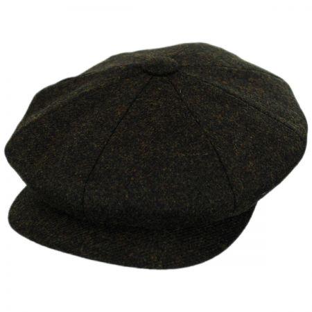 Green Flat Caps at Village Hat Shop 51200879f1c