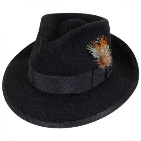 Whippet Fur Felt Fedora Hat alternate view 58