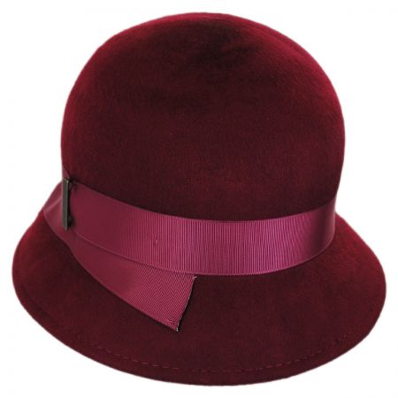 Alcott Wool Felt Cloche Hat alternate view 5