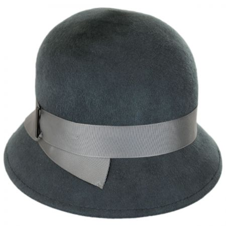 Alcott Wool Felt Cloche Hat alternate view 9