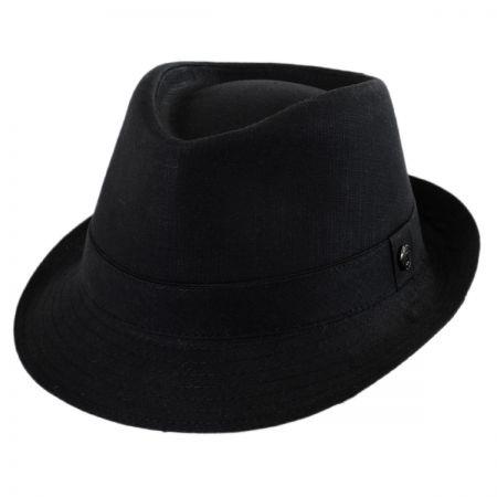 B2B Jaxon Cotton Trilby Fedora Hat