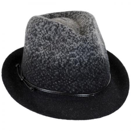 Callanan Hats Boiled Wool Fedora Hat