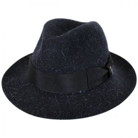 Brooklyn Hat Co Lapinou Wool Felt Fedora Hat