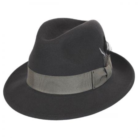 Blixen Wool LiteFelt Fedora Hat alternate view 1