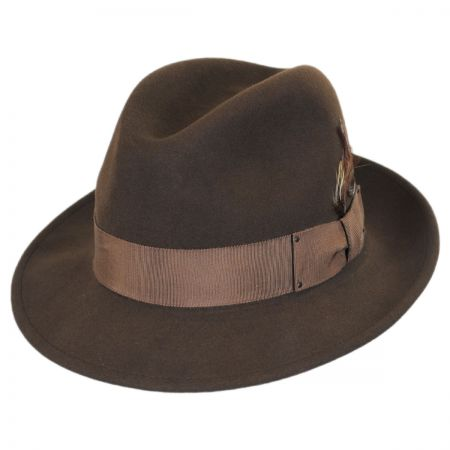 Blixen Wool LiteFelt Fedora Hat alternate view 3