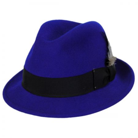 Tino Wool Felt Trilby Fedora Hat alternate view 85