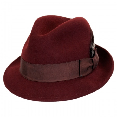 Tino Wool Felt Trilby Fedora Hat alternate view 22