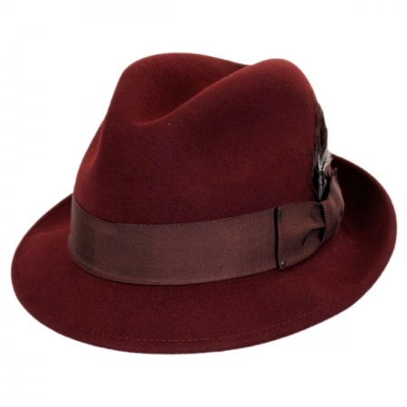 Tino Wool Felt Trilby Fedora Hat alternate view 136
