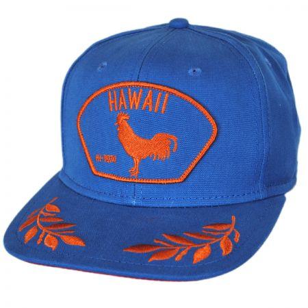 Goorin Bros Island Bird Snapback Baseball Cap