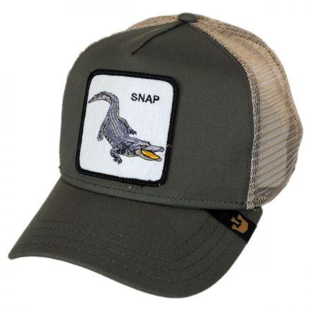 rossignol rooster baseball cap hat snap ya trucker