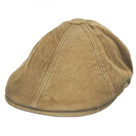 Goorin Bros Gleeson Corduroy Duckbill Ivy Cap
