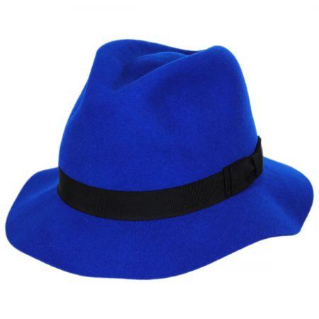 Hunter Wool LiteFelt Fedora Hat alternate view 1