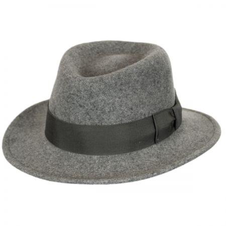 Robin Wool LiteFelt Fedora Hat alternate view 22
