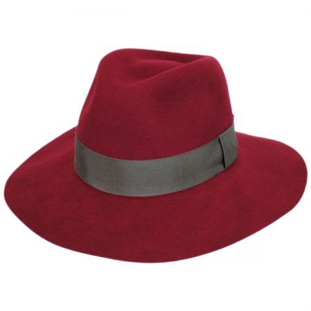 Taylor Wool LiteFelt Fedora Hat alternate view 9