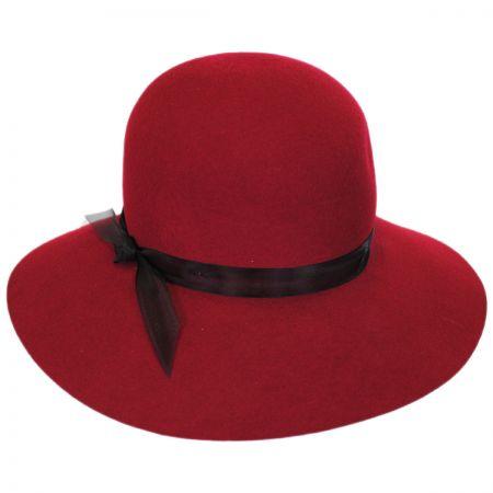 Pantropic Sybil Wool LiteFelt Floppy Hat