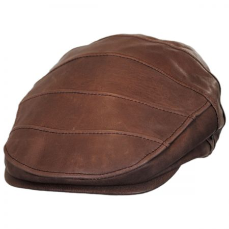 Bailey Byles Lambskin Leather Ivy Cap