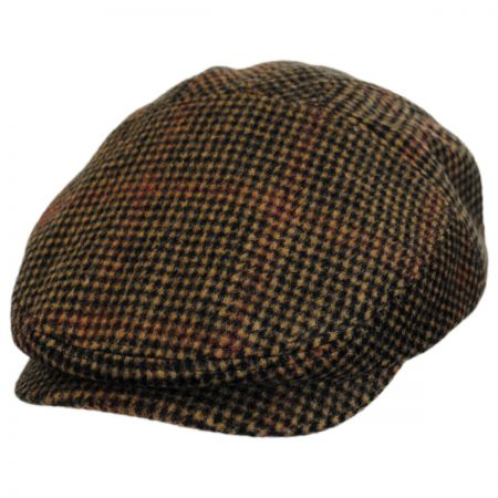 Wool Flat Cap at Village Hat Shop 3433f0f7989