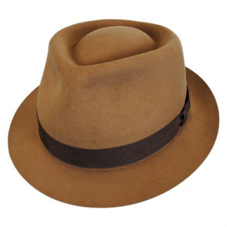Duffy II Superior Fur Felt Trilby Fedora Hat