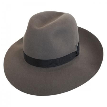 Ralat Superior Fur Felt Fedora Hat alternate view 1