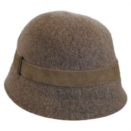 Betmar Kensie Wool Cloche Hat