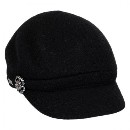 Betmar Crystal Wool Cap