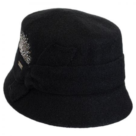 Betmar Laurel Wool Bucket Hat