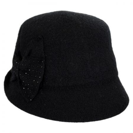 Betty Wool Cloche Hat alternate view 1
