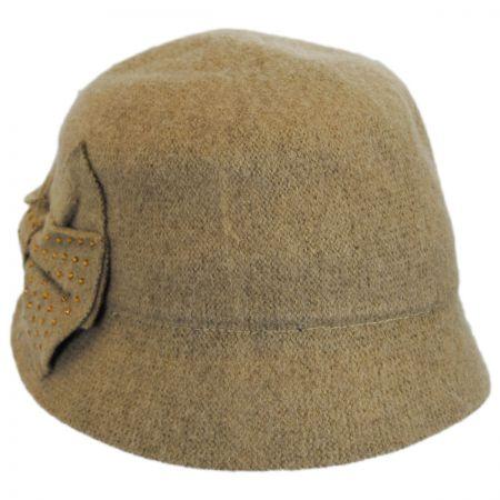 Betty Wool Cloche Hat alternate view 5