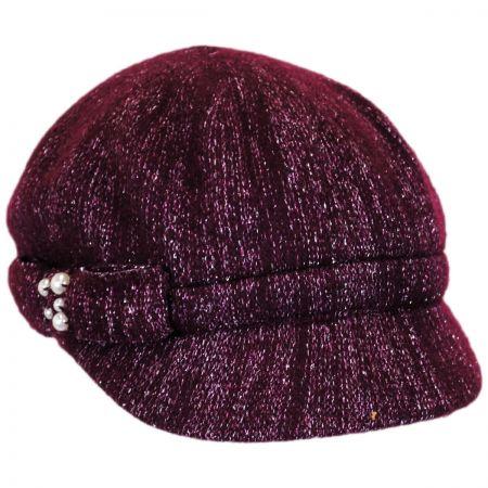 Lucerne Wool Cap alternate view 1