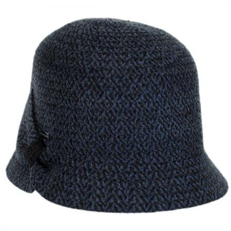 Betmar Emelia Cloche Hat