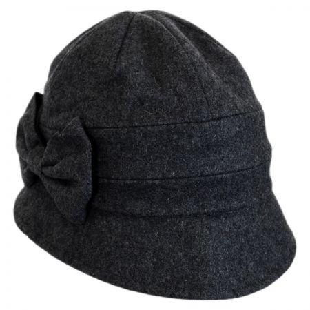 Pippa Soft Wool Cloche Hat
