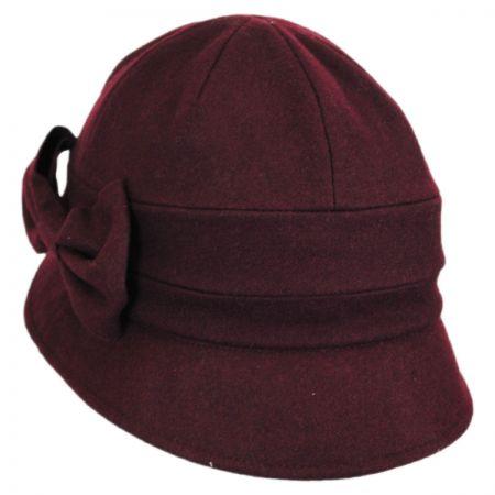 Pippa Soft Wool Cloche Hat alternate view 4