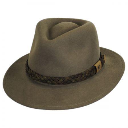 Bailey Sturges Wool LiteFelt Fedora Hat