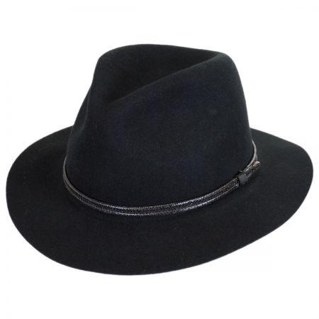Bailey Meren Wool LiteFelt Fedora Hat