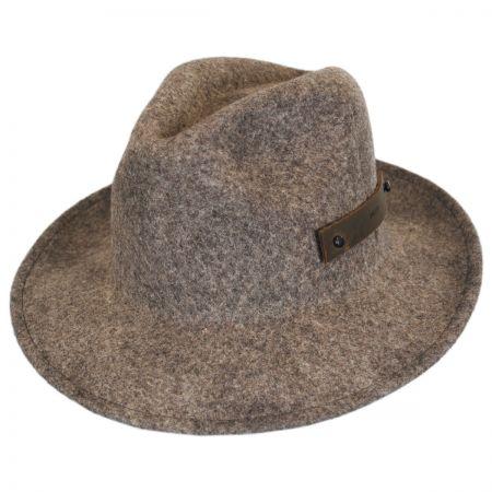 Boley Wool LiteFelt Fedora Hat alternate view 6