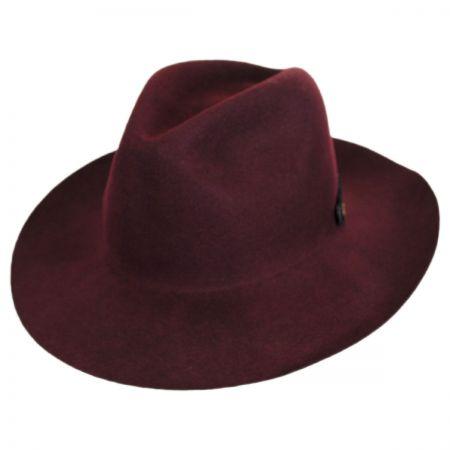 Ashmore Wool LiteFelt Fedora Hat alternate view 11