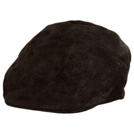 Leather Ivy Cap at Village Hat Shop ea96ddc1b24