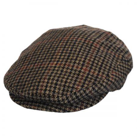 Lord Houndstooth Tweed Wool Blend Ivy Cap alternate view 25