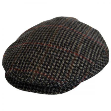 Lord Houndstooth Tweed Wool Blend Ivy Cap alternate view 49