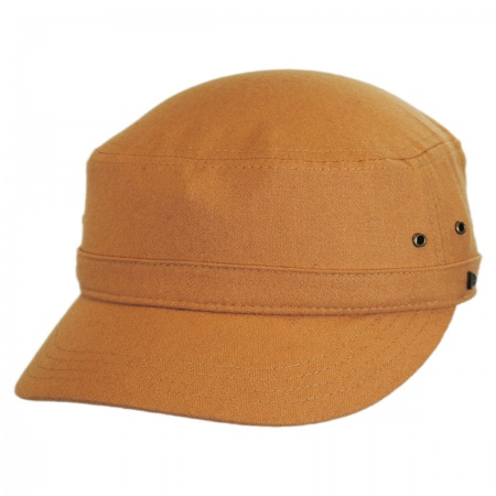 Essential Wool Blend Military Cadet Cap alternate view 16