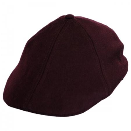 EK Collection by New Era Essential Wool Blend Duckbill Ivy Cap