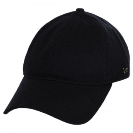 EK Collection by New Era Essential Wool Blend 9TWENTY Strapback Baseball Cap
