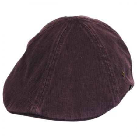 EK Collection by New Era Packable Cotton Duckbill Ivy Cap