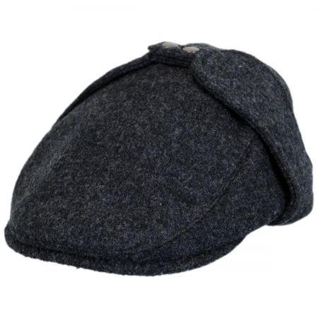 Stetson Wool Blend Earflap Ivy Cap