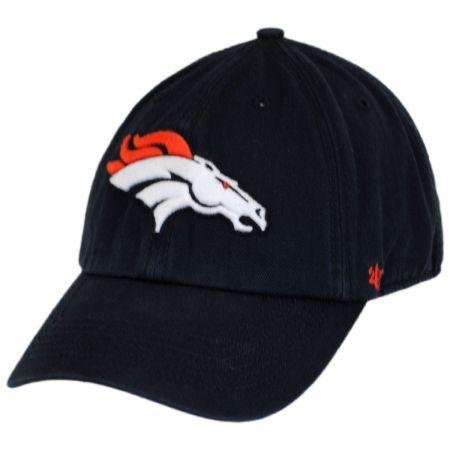 Denver Broncos NFL Franchise Fitted Baseball Cap