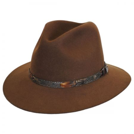 Weekender Safari Fedora Hat alternate view 5
