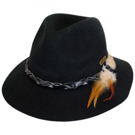 Hatch Hats Expedition Wool Felt Fedora Hat